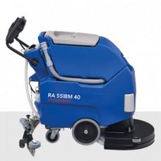 RA 55|BM 40 grindų valymo mašina